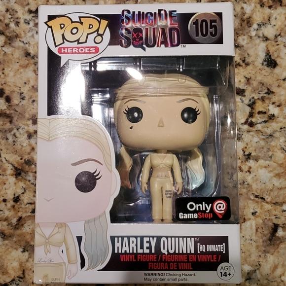 Funko Other - Harley Quinn 105 Suicide Squad Funko Pop
